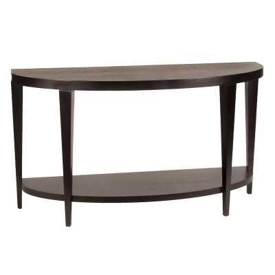 "Marla 54"" Solid Wood Console Table - Perigold"