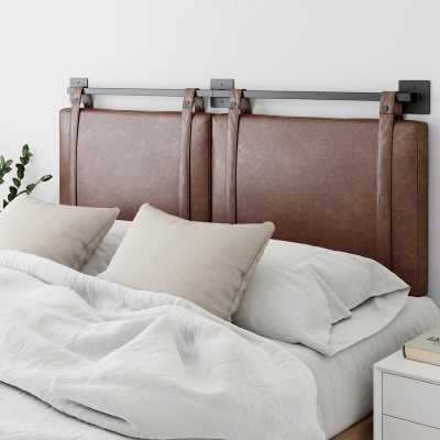 Kroeker Upholstered Panel Headboard - Wayfair
