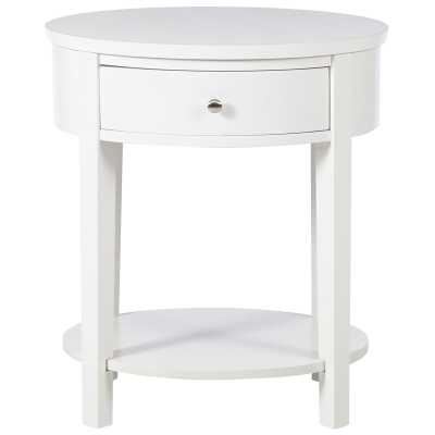 Canterbury End Table with Storage - Wayfair