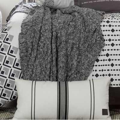 Lodge 100% Cotton Lumbar Pillow - Wayfair