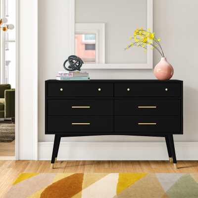 Macy 6 Drawer Double Dresser - Wayfair