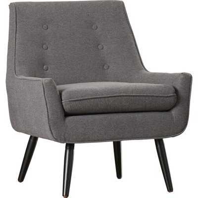 Eytel Side Chair- : Gray - AllModern