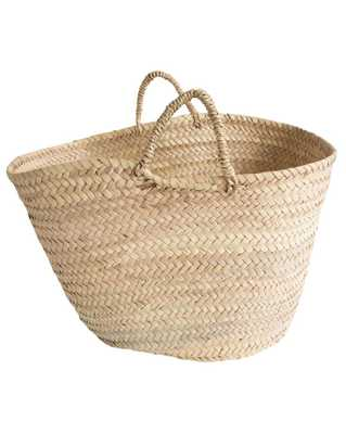 CARAVAN BASKET - LARGE - McGee & Co.