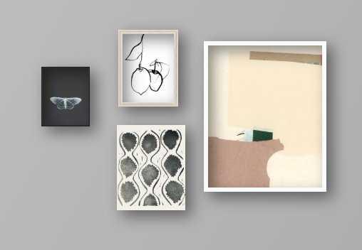 Gallery Wall - Artfully Walls