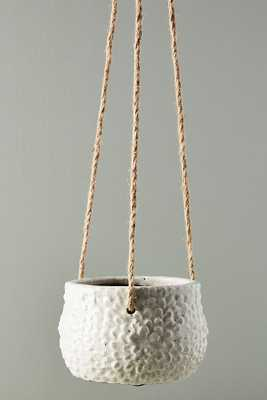 Dune Hanging Pot - medium - Anthropologie