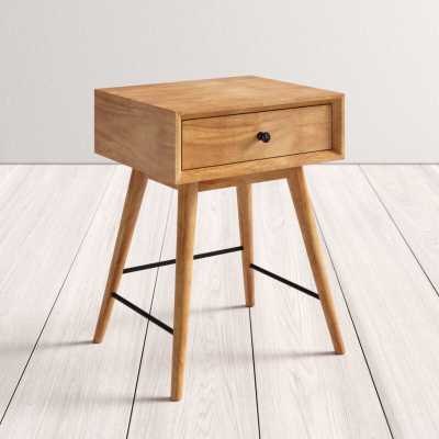 Mayer End Table with Storage - AllModern
