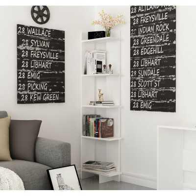Lynnfield Corner Bookcase - AllModern