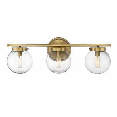 Blais 3-Light Vanity Light - Wayfair
