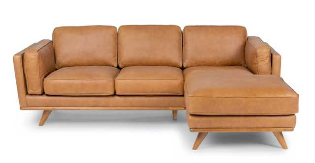 Timber Charme Right Sectional - Article