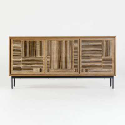 Keenan Large Sideboard - Crate and Barrel