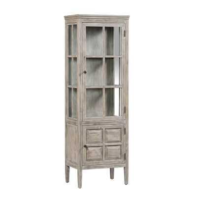 Mayra Curio Cabinet - Wayfair