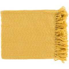 Thelma Throw - Bright Yellow - Neva Home