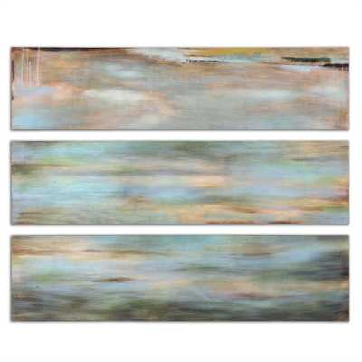 Horizon View Hand Painted Canvases, - Hudsonhill Foundry