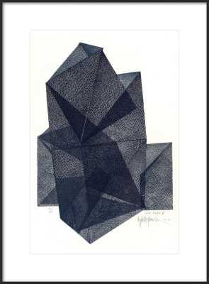 Lava Stone no.5  by Paulina Vårregn - Artfully Walls