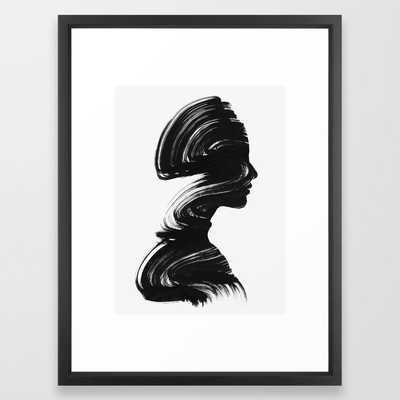 See Framed Art Print by Andreaslie - Society6