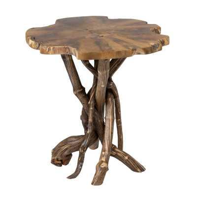Lohr End Table - Wayfair