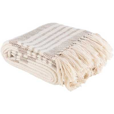 "Chamonix - CMX-1000 - 50"" x 60"" Throw Blanket - Neva Home"