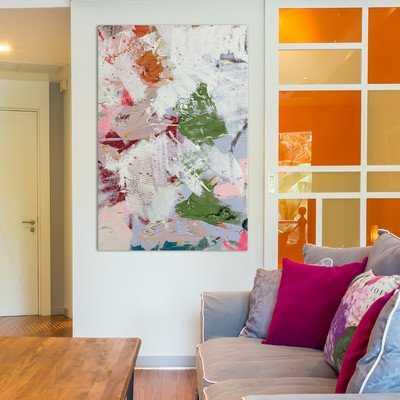 'Really I' Wall Art on Wrapped Canvas - Wayfair
