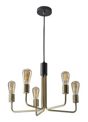 Kaylen 5-Light Sputnik Chandelier - Wayfair