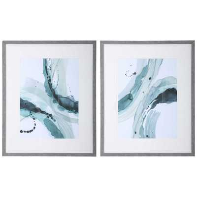 DEPTH FRAMED PRINTS, S/2 - Hudsonhill Foundry