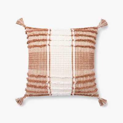 P4121 ED Terracotta / White - Loma Threads