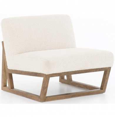 Leoni Chair, Knoll Natural - High Fashion Home