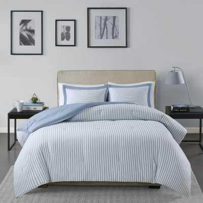 Holton Reversible Comforter Set - Wayfair