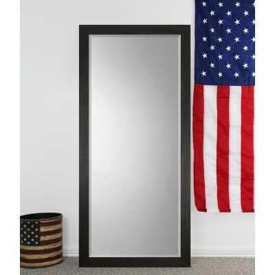 Merida Slender Body Floor Beveled Full Length Mirror - AllModern