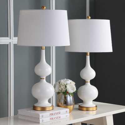 "Cornelius 31"" Table Lamp Set (Set of 2) - Wayfair"