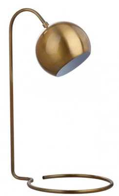 Bartolo 22-Inch H Table Lamp - Brass Gold - Arlo Home - Arlo Home