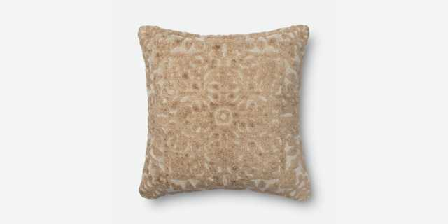 GPI12 - DR. G CREAM - pillow cover - Loma Threads
