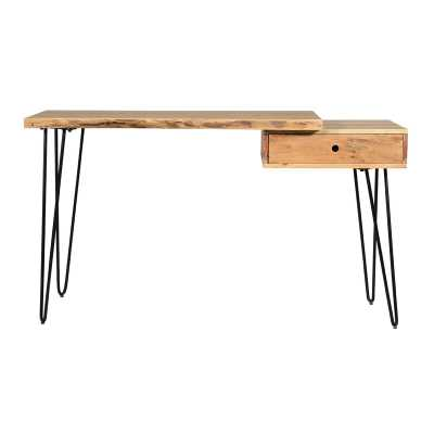 Amoret Solid Wood Desk - Wayfair