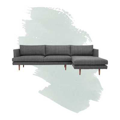 Celeste Right Hand Facing Sectional - Wayfair