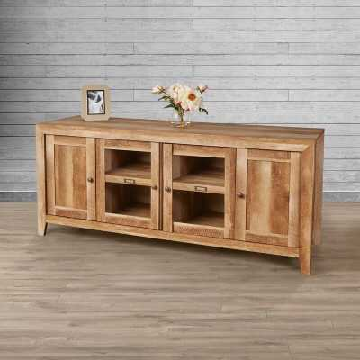 Riddleville TV Stand for TVs up to 78 inches - Birch Lane