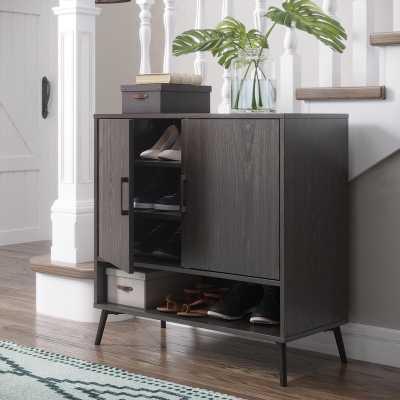 Wysocki 12 Pair Shoe Storage Cabinet - Wayfair