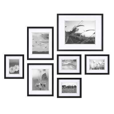 7 Piece Goin Build a Gallery Wall Picture Frame Set by Brayden Studio® - Wayfair