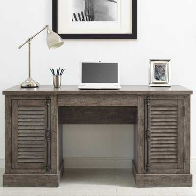 Chaffee Executive Desk - Wayfair