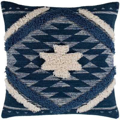 Orval Cotton Pillow Cover - AllModern