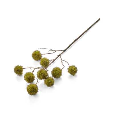 Faux Chestnut Branch - Crate and Barrel