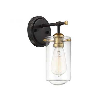 DOUBLE LUSTER WALL SCONCE - Shades of Light