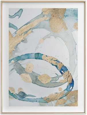 Enchantment No. 1 art framed 18x24 - Minted