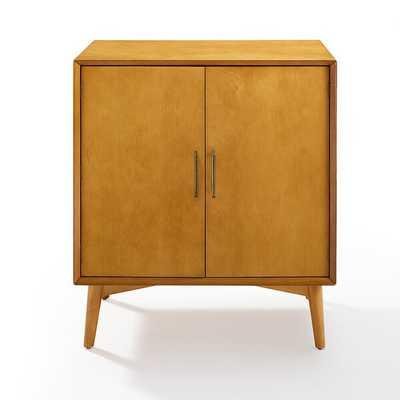 Boaz Bar Cabinet_Acorn - AllModern