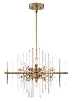 Yoselin 6 - Light Sputnik Sphere Chandelier - AllModern