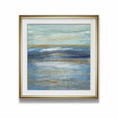 'Tuscan Shore I' Oil Painting Print on Wrapped Canvas - Wayfair