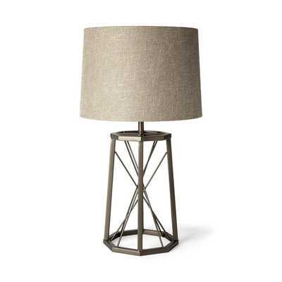OCTAGONAL EIFFEL TABLE LAMP - Shades of Light