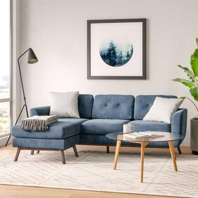 Etta Reversible Sectional - Wayfair
