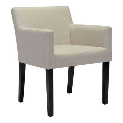Franklin Dining Chair Beige - Zuri Studios