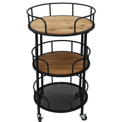 Charline Bar Cart - AllModern