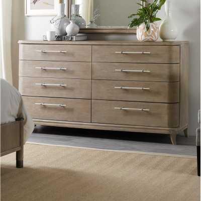 Affinity 8 Drawer Dresser - Wayfair