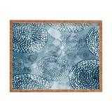WATERCOLOR AZUL - Wander Print Co.